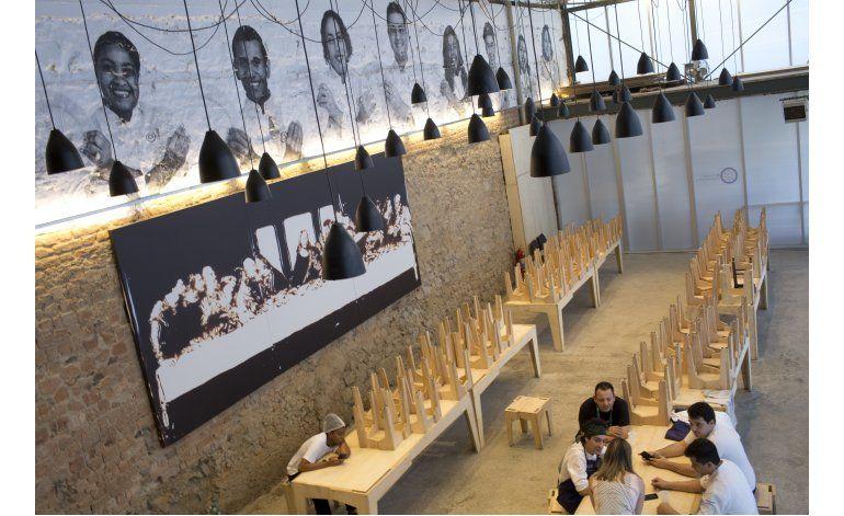 Comida olímpica excedente alimenta a indigentes de Río