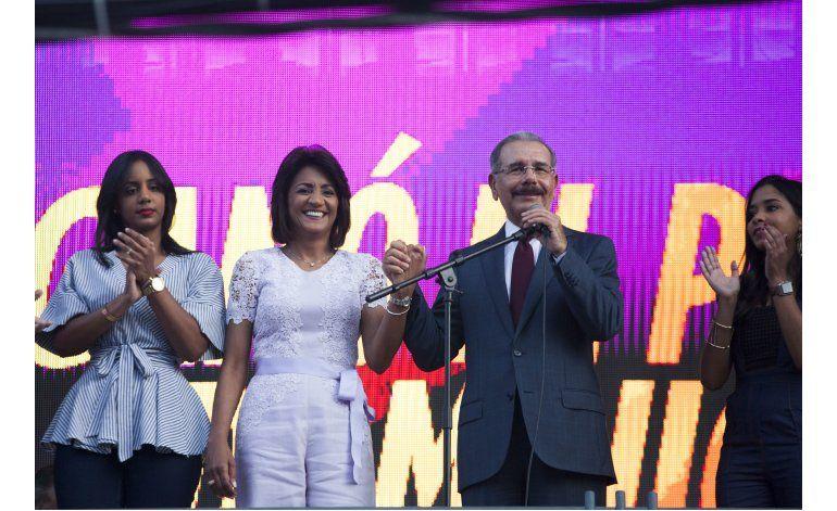 Dominicana: Danilo Medina asume su segundo mandato