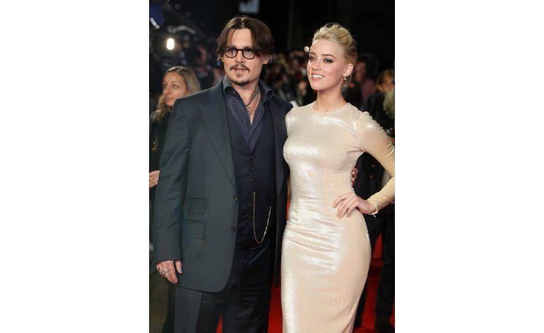 Johnny Depp y Amber Heard resuelven su divorcio