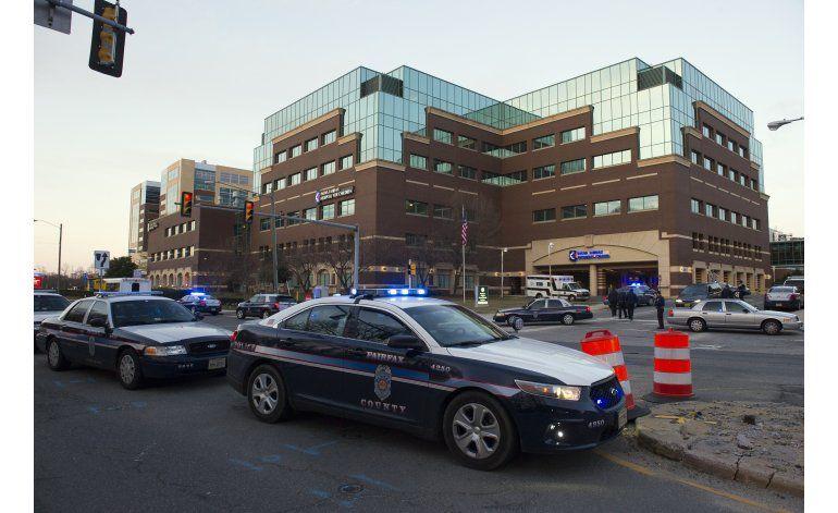 EEUU: Policía mata a tiros a paciente que blandía un poste