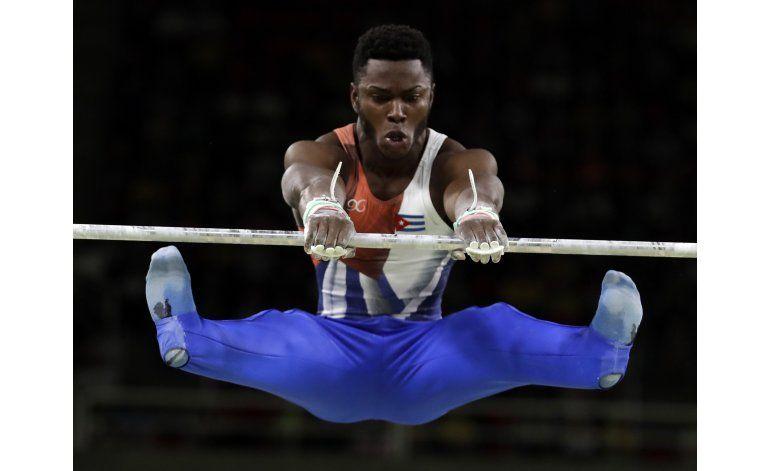 Larduet se despide de Juegos sin medalla y cojeando
