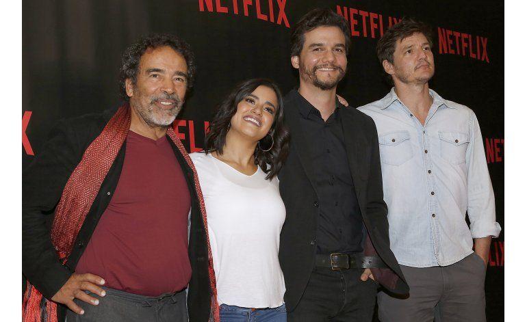 Moura: La segunda temporada de Narcos es dramática