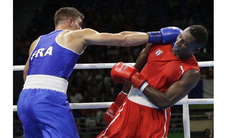 Robson Conceicao da a Brasil primer oro en boxeo olímpico