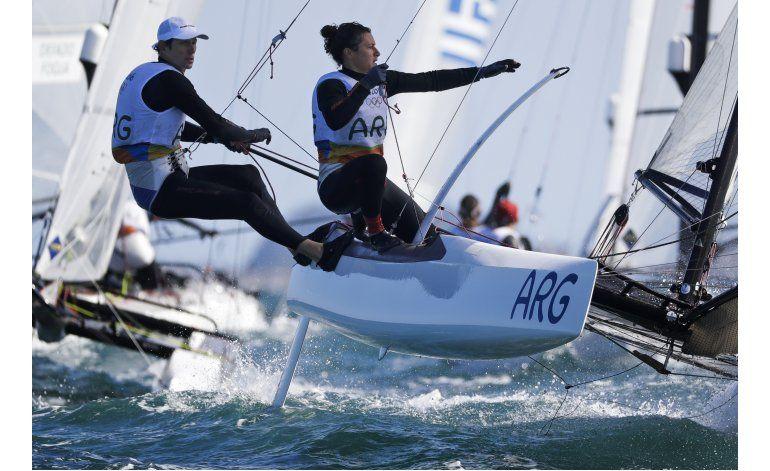 Lange, el velerista que venció al cáncer y ganó el oro
