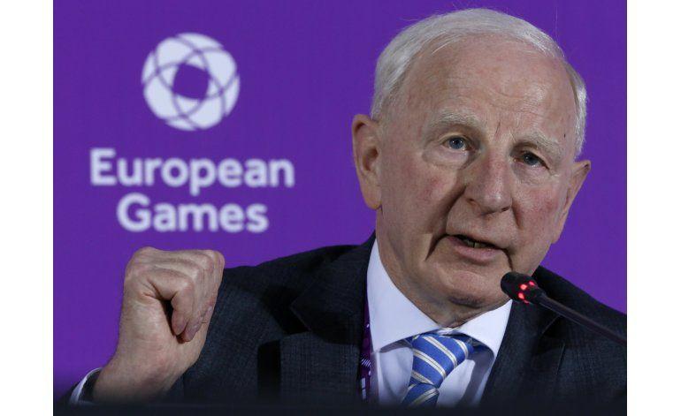Hospitalizan a dirigente olímpico tras arresto en Río