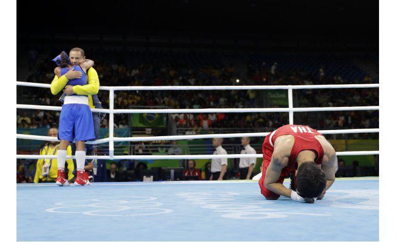 AIBA veta a varios jueces del torneo olímpico en  Río
