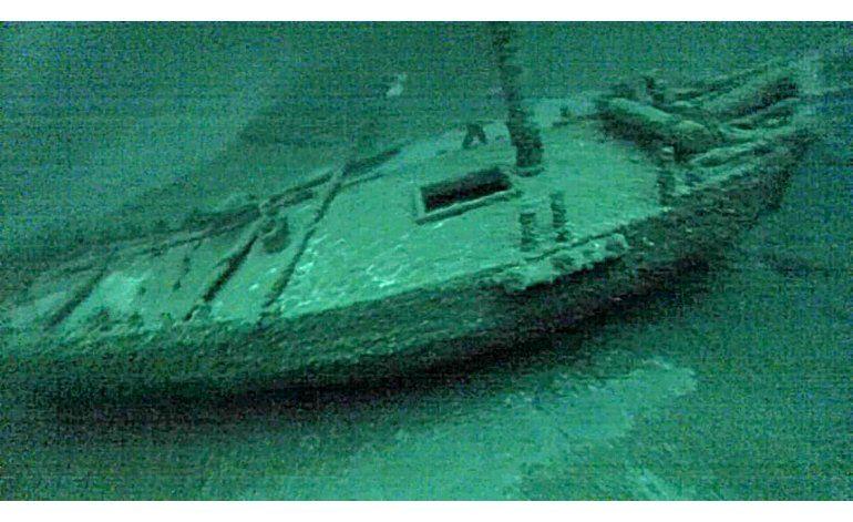 Hallan 2do naufragio más antiguo en los Grandes Lagos