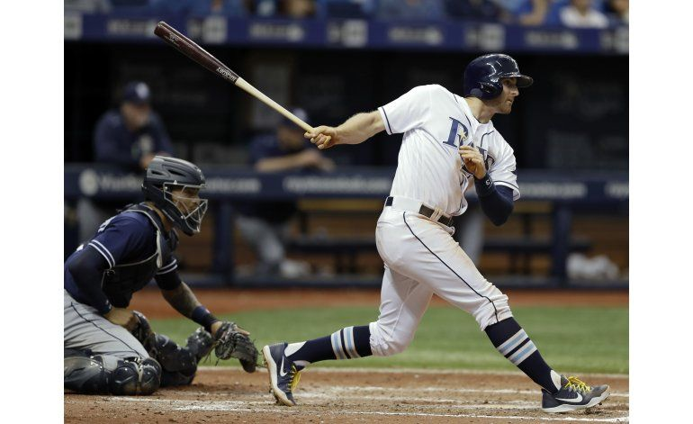 Archer y Miller conducen a Rays a barrida sobre Padres