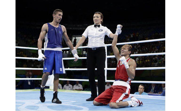 Tras luto y bronce, venezolano Finol va por más en boxeo
