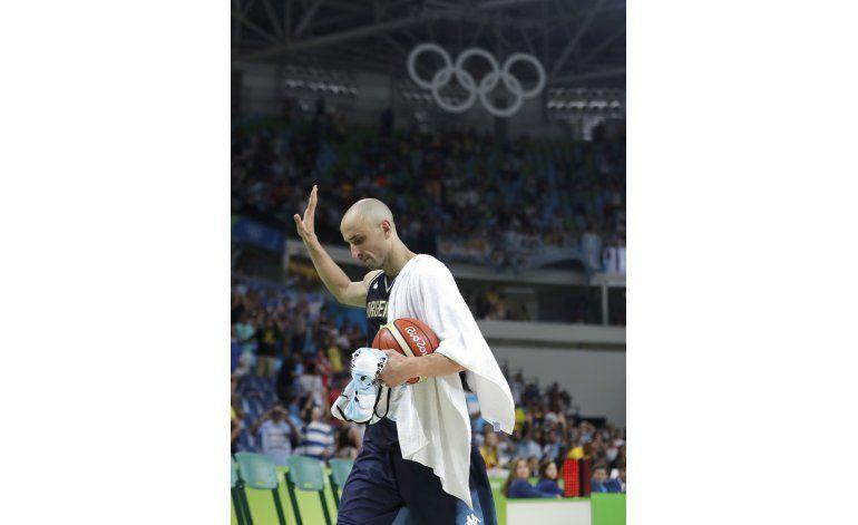 Con lágrimas, termina capítulo dorado del básquet argentino