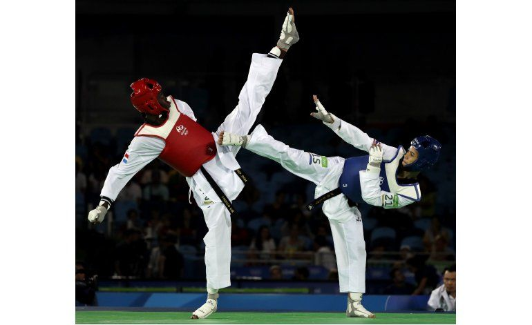 Pie gana primera medalla de Dominicana en Río, en taekwondo