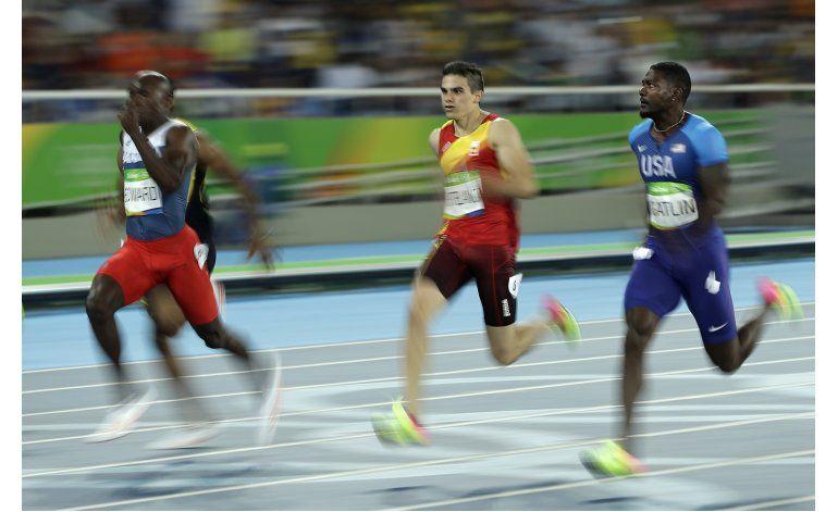 Panameño Edward saluda a Bolt y vaticina sorpresas en 200