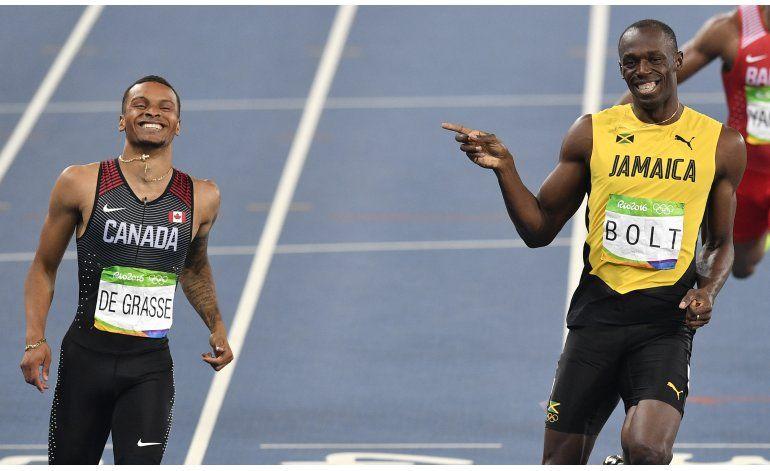 El show de Bolt encabeza la cartelera olímpica