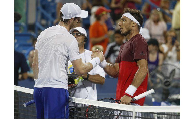 Campeón olímpico Murray, Rafa Nadal avanzan en Cincinnati