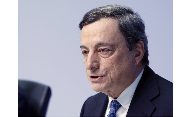 BCE: Impacto del Brexit se acotará en su mayoría en GBretaña