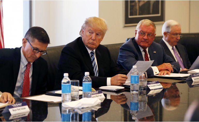 Republicanos: Cambios en campaña rescatarán a Trump
