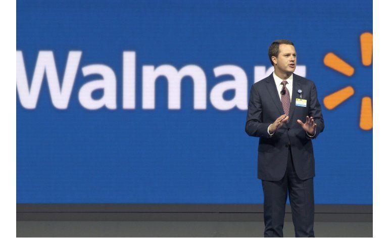 Wal-Mart aumenta proyecciones de ganancias para este año
