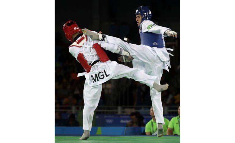 Gutiérrez, carta de México en taekwondo, cae en preliminares