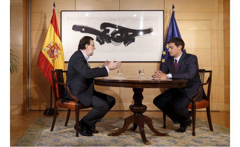 Rajoy dice estar listo para buscar apoyo del Congreso