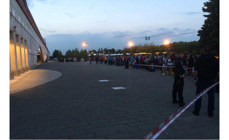 Evacuan estación ferroviaria cerca de Disneyland París