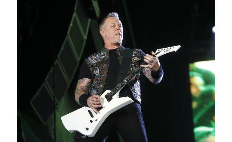 Metallica lanzará su primer álbum en 8 años