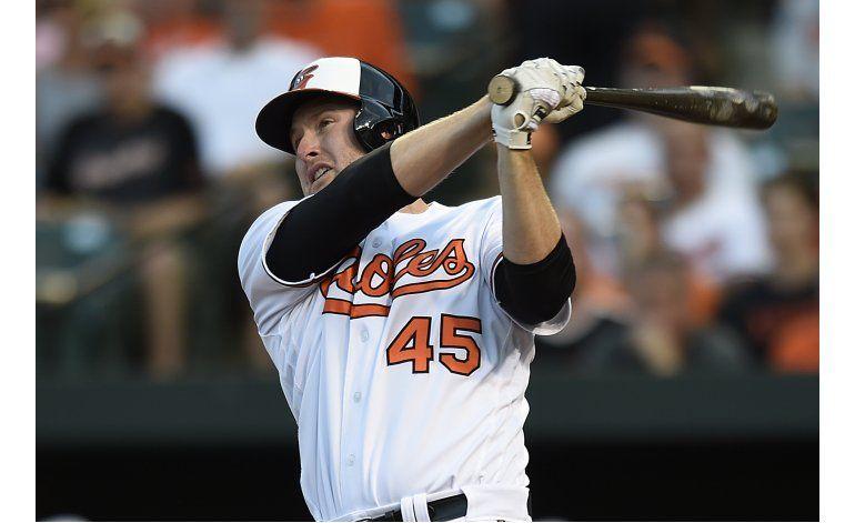Orioles pega seis jonrones y apalea a los Astros