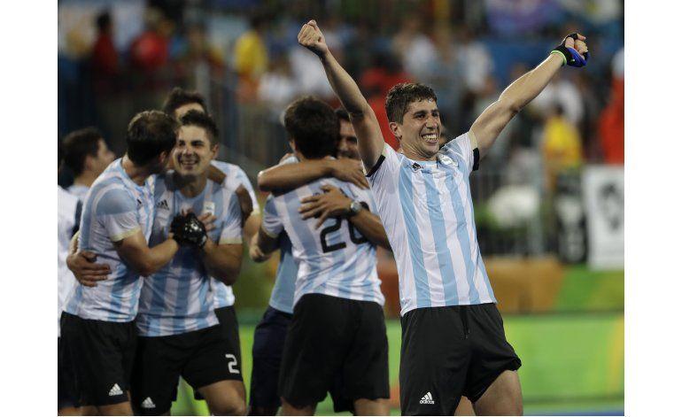 Oro para Argentina en hockey y para Cuba en boxeo