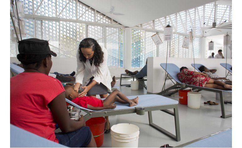 La ONU reconoce un papel en la aparición de cólera en Haití