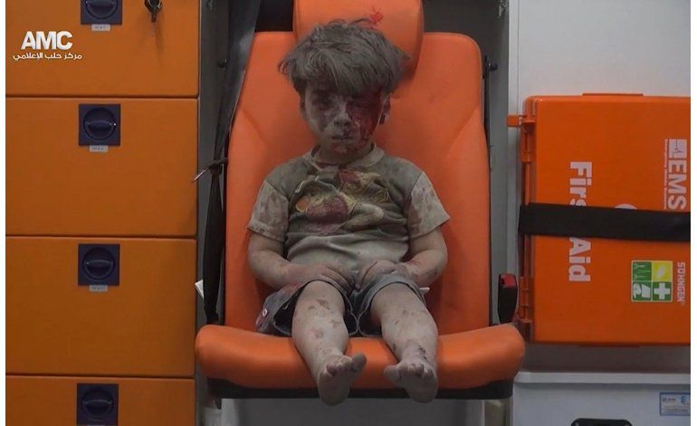 Rusia niega implicación en ataque viral sobre Alepo