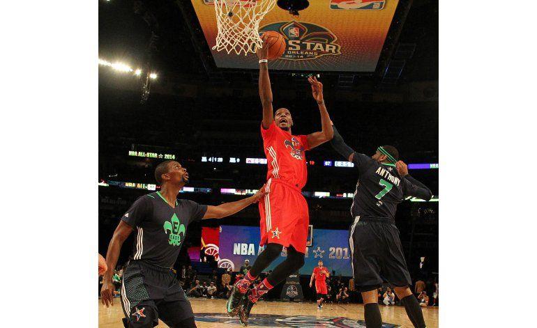 NBA elige a Nueva Orleans para Juego de Estrellas 2017