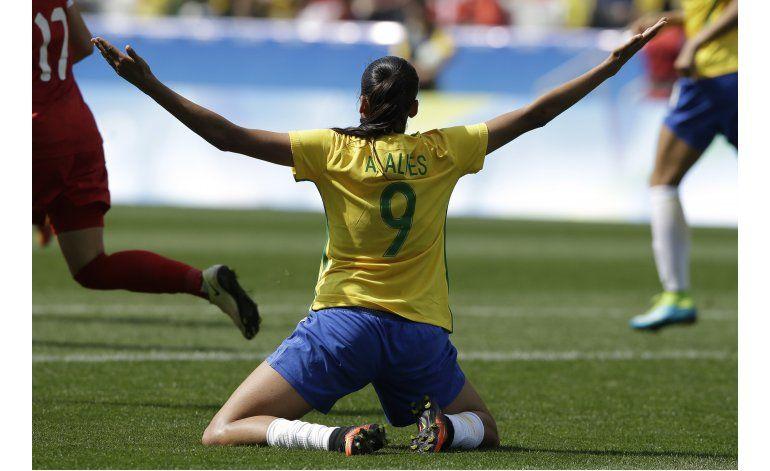 Alemania gana el oro en fútbol de mujeres