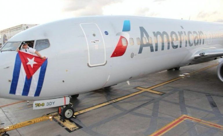 American Airlines Podr 225 Efectuar 56 Vuelos Semanales A