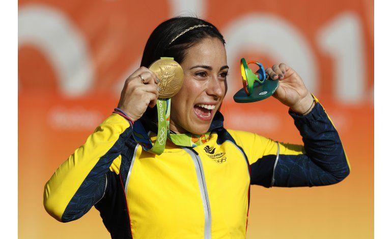 La carrera de mi vida, proclama bicampeona olímpica Pajón
