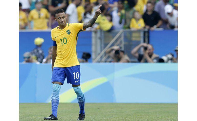 Brasil niega sabor a revancha en duelo ante Alemania en Río