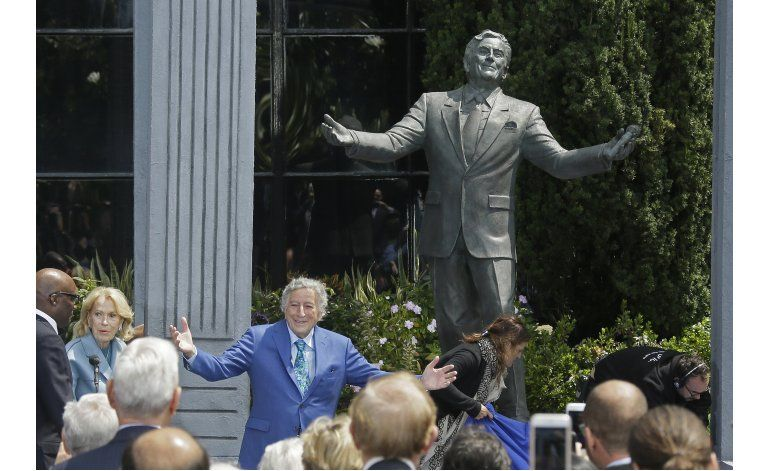 San Francisco rinde homenaje a Tony Bennett