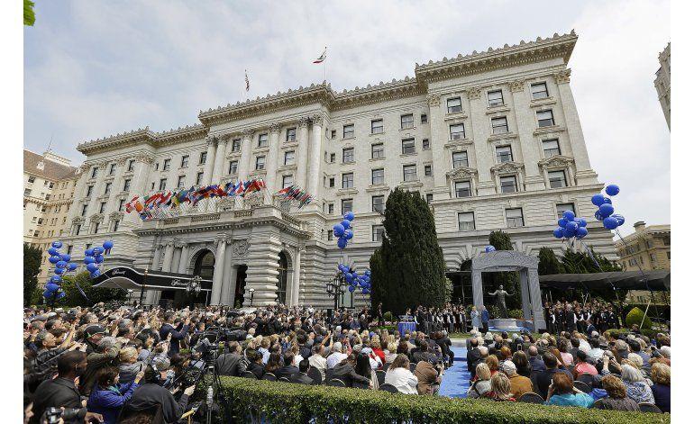 San Francisco rinde homenaje a Tony Bennett