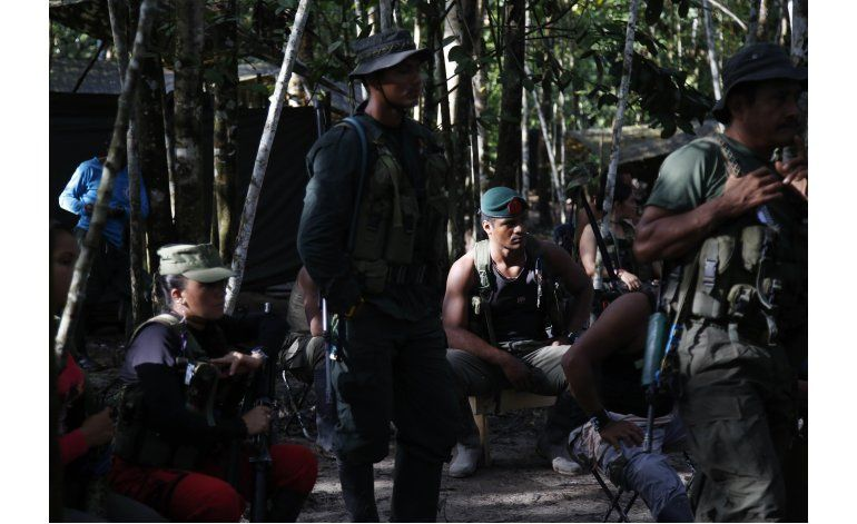 Comandante de las FARC desea que EEUU libere a un compañero