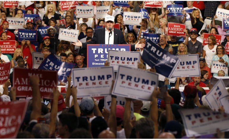 Trump a los negros: ¿Qué tienen que perder conmigo?
