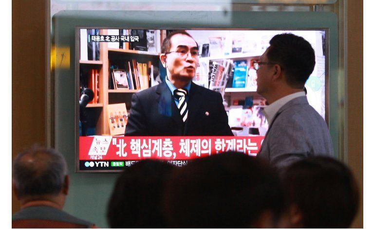 Norcorea llama a diplomático desertor escoria humana