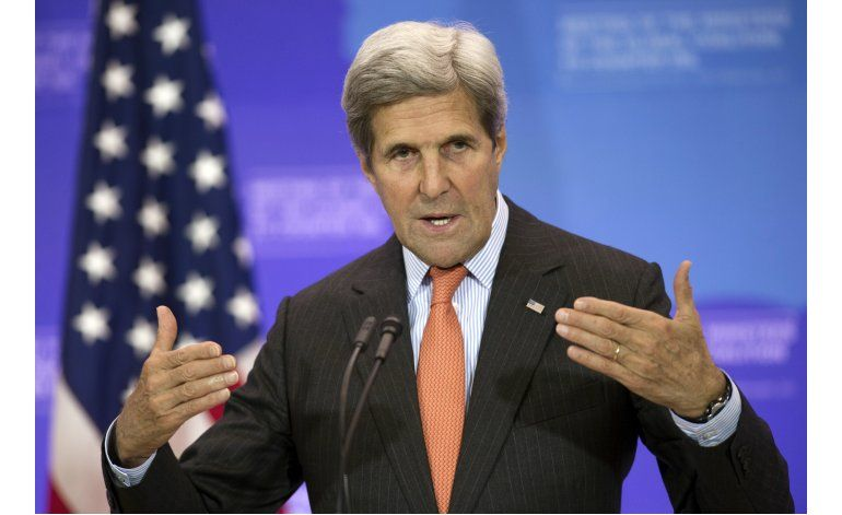 Kerry viaja a Africa para reunión antiterrorista