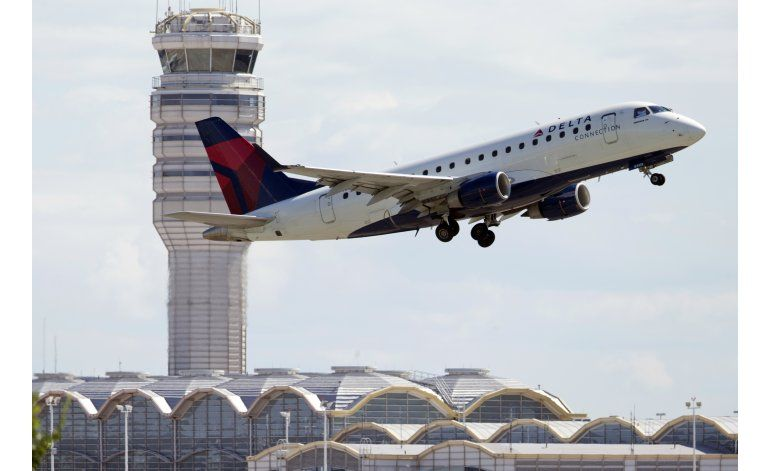 Levantan restricciones sobre vuelos EEUU-México