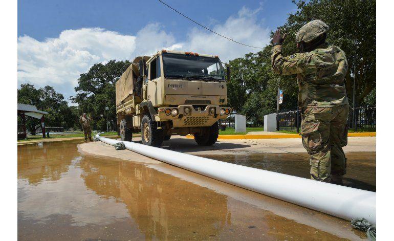 Inundaciones en Luisiana dejan huellas mentales profundas
