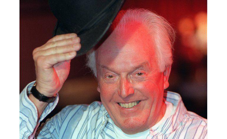 Fallece actor cómico británico Brian Rix