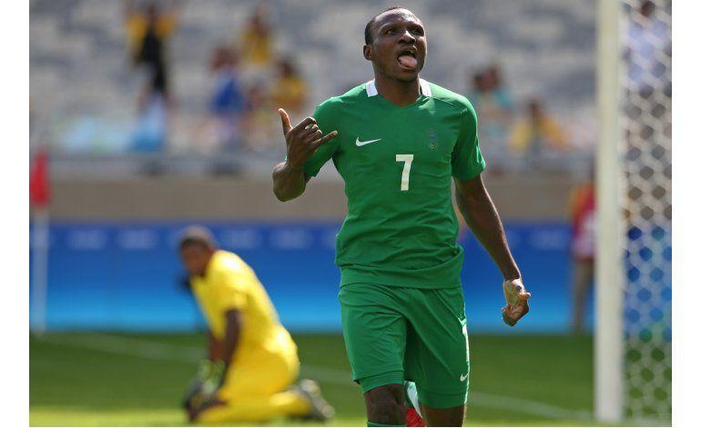 Nigeria vence a Honduras y gana bronce