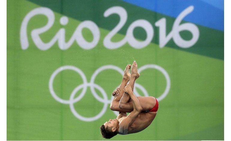Sánchez conquista plata para México en la plataforma