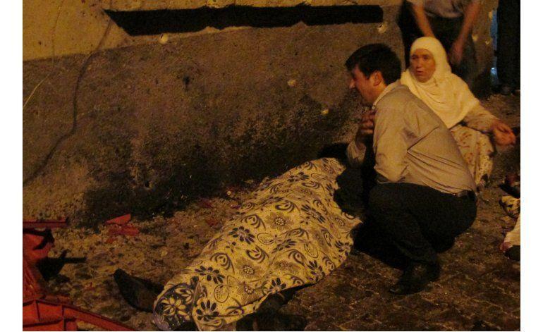 LO ULTIMO: Atacante suicida en boda turca tenía 12-14 años