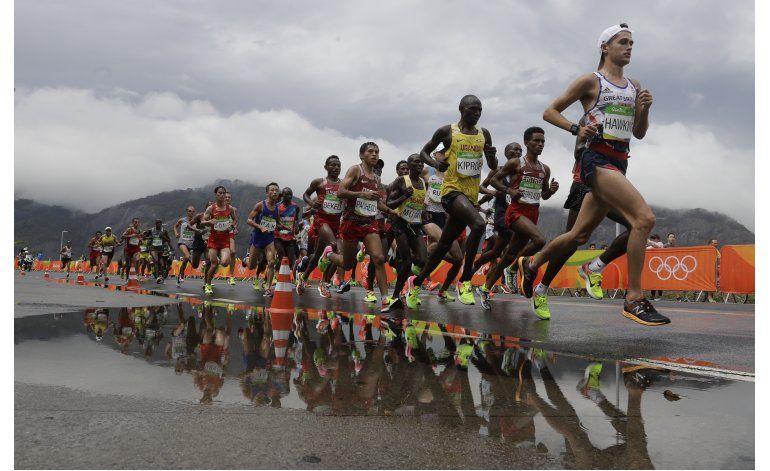 Trujillo eligió Guatemala y el maratón lo eligió a él