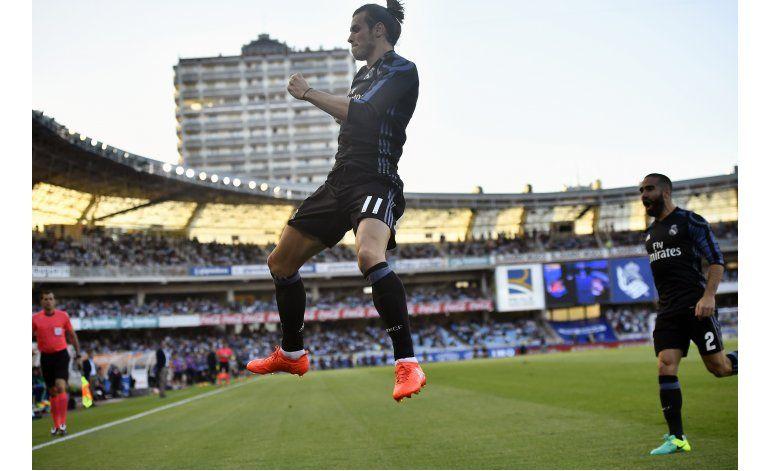 Los goles de Bale dan una cómoda victoria al Real Madrid