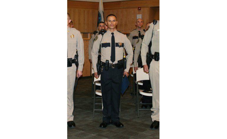 Miles rinden honor a policía hispano asesinado en New Mexico