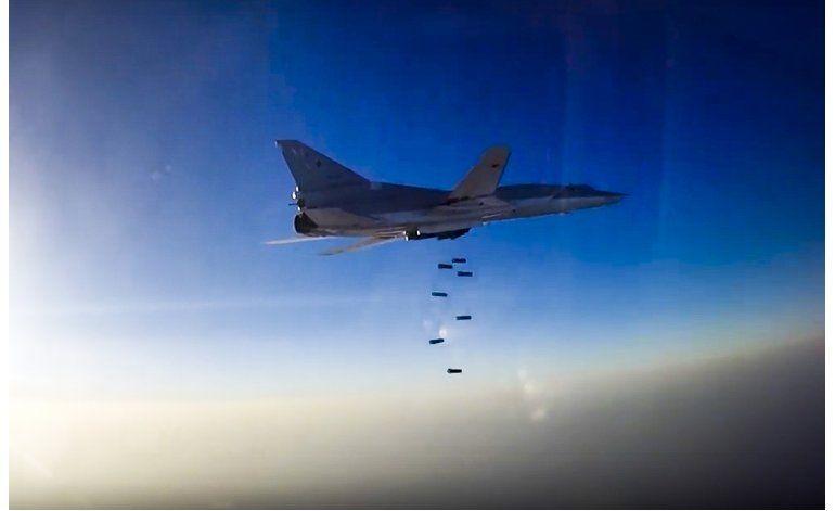 Irán: Rusia deja de usar base iraní para ataques en Siria